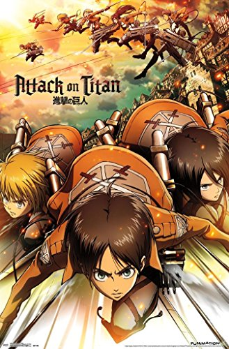 Brand New Attack on Titan Poster - Brand New