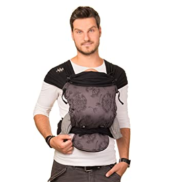 387a239879d Hoppediz Hop-Tye Conversion Baby Carrier Sling (Chicago)  Amazon.co.uk  Baby
