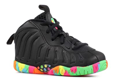 ce717fb43ad Image Unavailable. Image not available for. Color  Nike Little Posite One  (Td)  Fruity Pebbles  ...