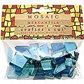 Mosaic Mercantile Seaquest Mosaic Tile, 1/3-Pound from Mosaic Mercantile