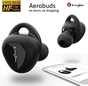 LiteXim True Wireless Earbuds Bluetooth Headphones