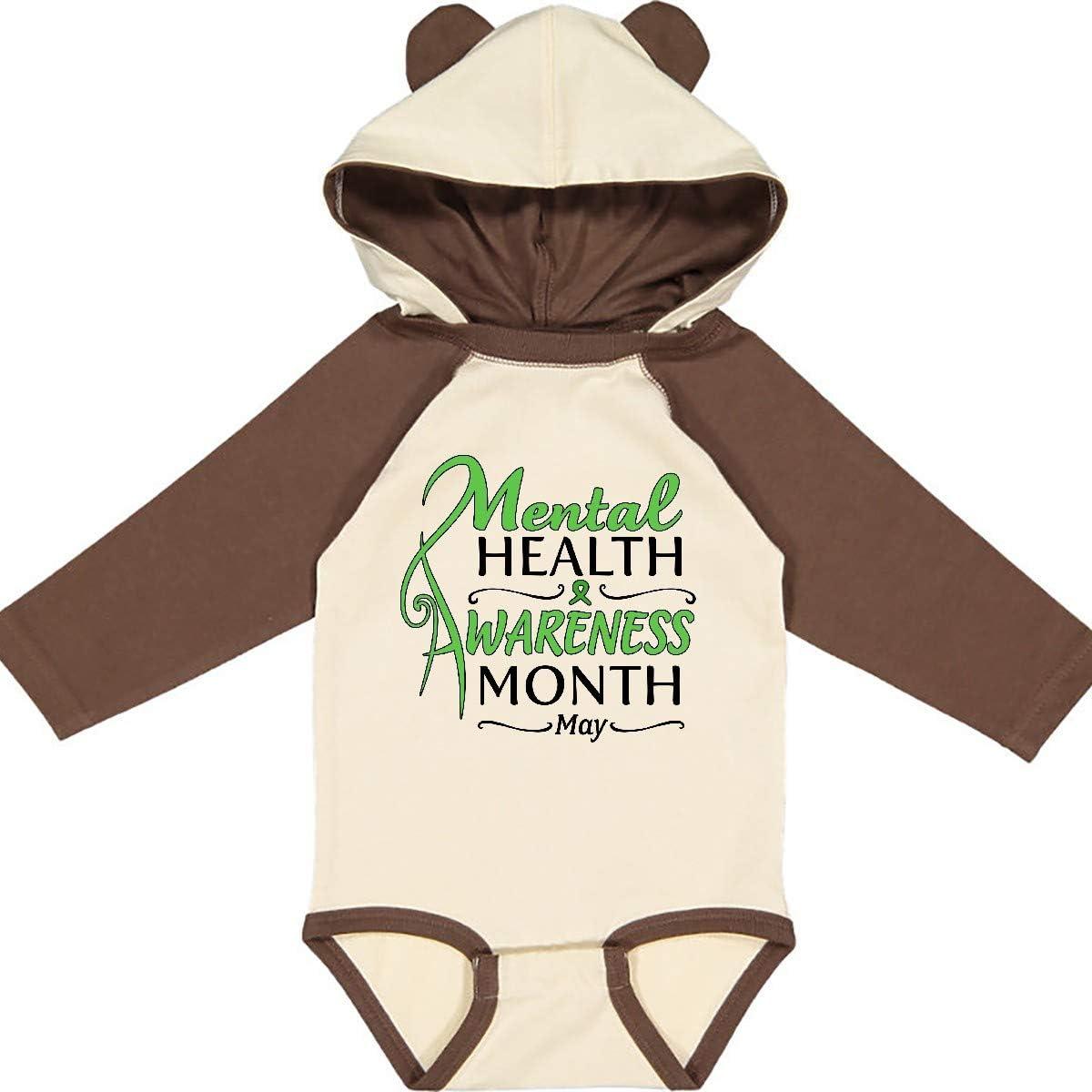 inktastic Mental Health Awareness Month Long Sleeve Creeper