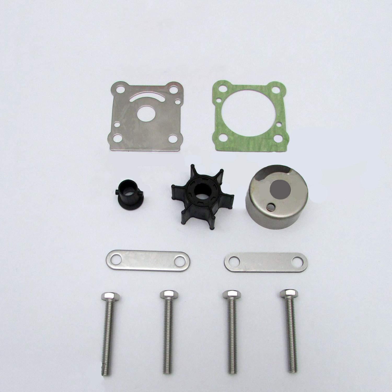 Yamaha New OEM WATER PUMP /& IMPELLER REPAIR KIT 6L2-W0078-00-00