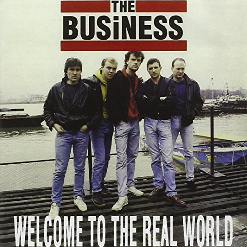 Welcome To The Real World (The Business Welcome To The Real World)
