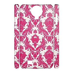 GTROCG Painted Flower 5 Phone 3D Case For Samsung Galaxy S4 i9500 [Pattern-2]