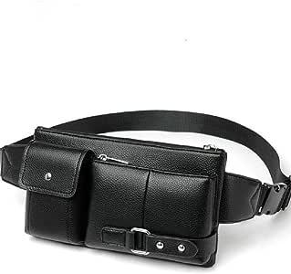 DFV mobile - Bag Fanny Pack Leather Waist Shoulder Bag for Ebook, Tablet and for ZTE Blade Apex 2 / Orange HI 4G: Amazon.es: Electrónica