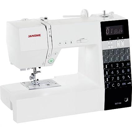 Janome Decor Computer 7100 - Máquina de coser