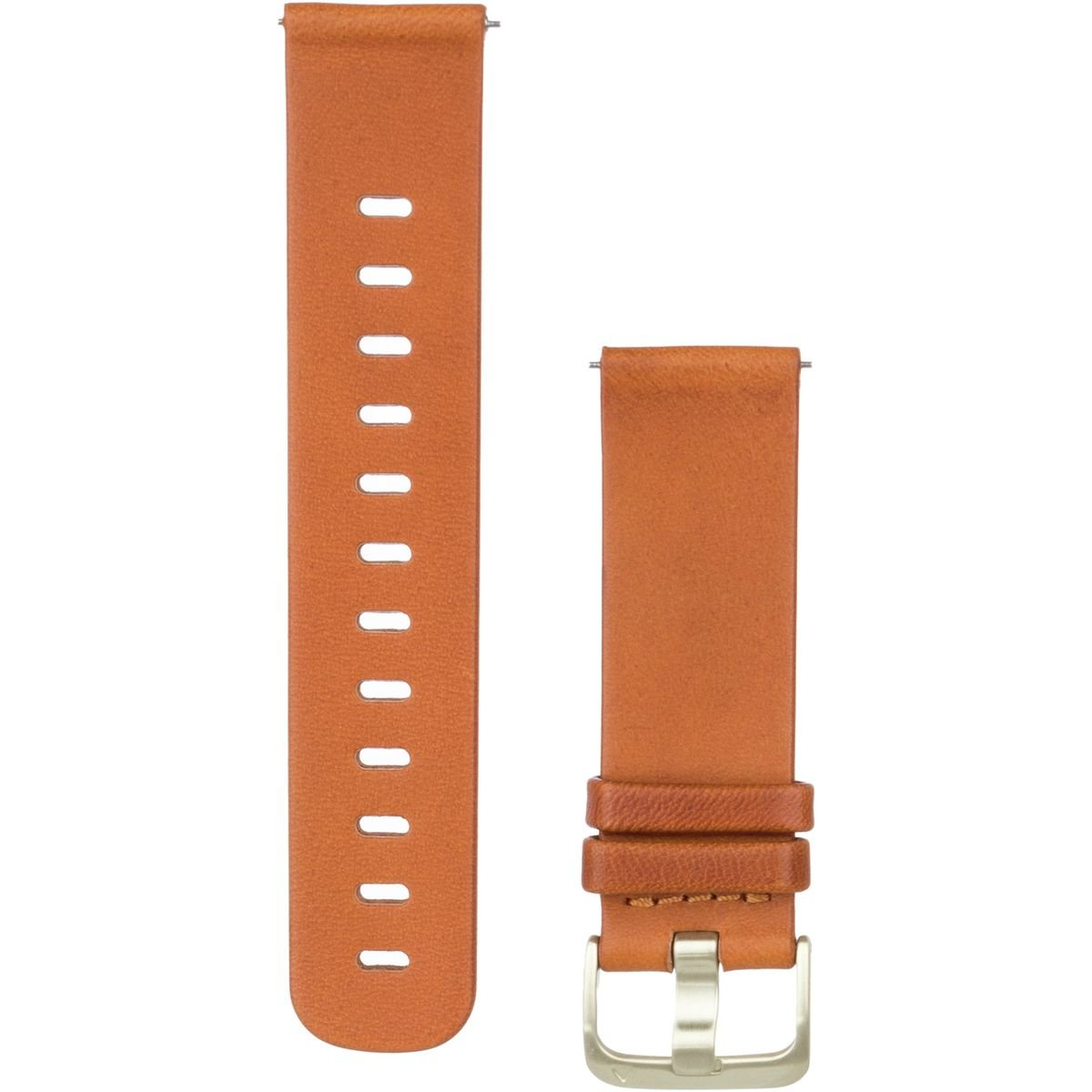 Garmin Quick Release Band - Watch strap - Small/Medium - light brown - for vívoactive 3, vívomove HR Premium, HR Sport One Size Light Brown Leather B07773QNX3