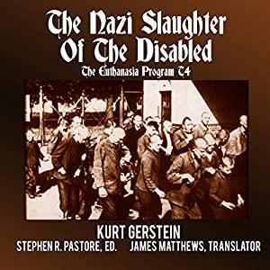 The Nazi Slaughter of the Disabled Audiobook