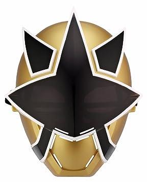 Power Rangers Super Samurai Gold Mask Amazon Co Uk Toys Games