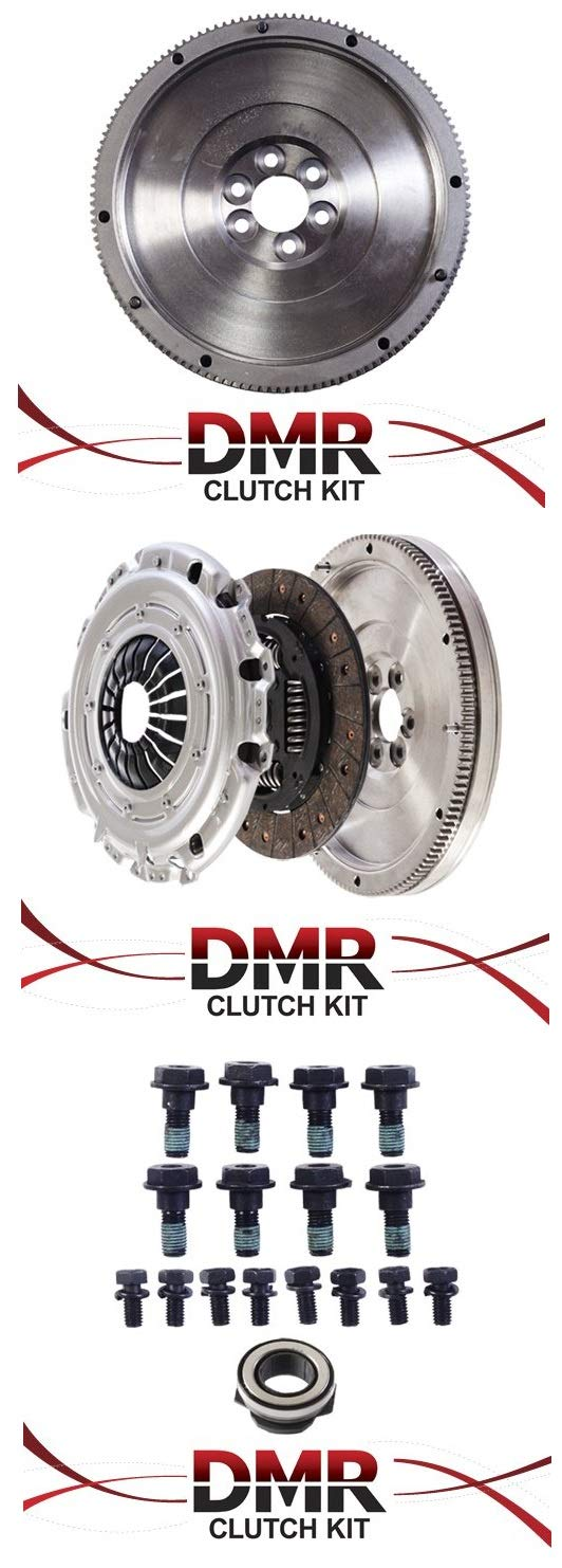 DMR6003 Clutch Kit including Solid Flywheel (DMF conv to SMF): Amazon.es: Coche y moto