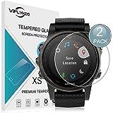 VIFLYKOO Garmin Fenix 5S Protecteur D'écran [2-Pack] Garmin Fenix 5S Verre Trempé 9H Flim Protection Protecteur écran pour Garmin Fenix 5S Smartwatch Tempered Glass Screen Protector