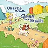 Charlie the Cavalier Goes on a Walk (Volume 5)