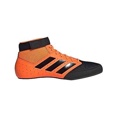 adidas Mat Hog 2.0 Orange/Black Wrestling Shoes (F99822): Sports & Outdoors
