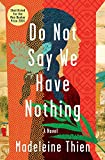 img - for Do Not Say We Have Nothing: A Novel book / textbook / text book