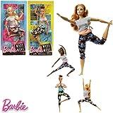 Barbie Barbie-FTG80 muñeca Movimiento sin límites30cm, (Mattel FTG80)