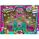Shopkins Season 3 Super Shopper Pack - 26 Shopkins, 5 Shopping Bags, and 2 Shopping Baskets