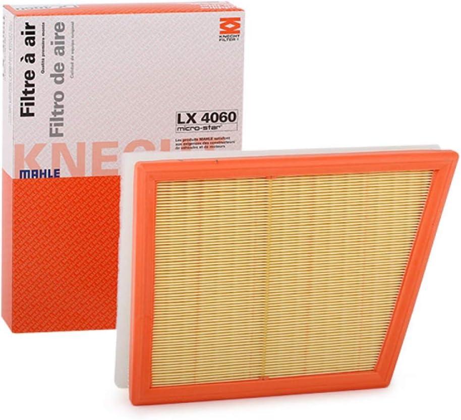 Mahle LX1924 Oe Filtro De Aire Para Volvo C30 C70 S40 V50 30792181 30741485