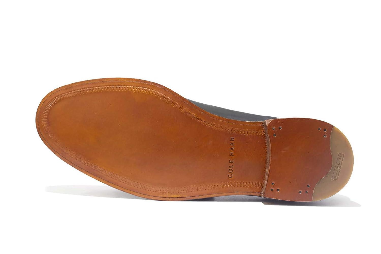 31849cdb599 ASHOEHUB Cole Haan Brady Belgian Tassel Loafer Black  Amazon.in  Shoes    Handbags