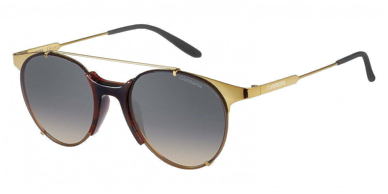 Amazon.com: Carrera CA128S - Gafas de sol redondas para ...