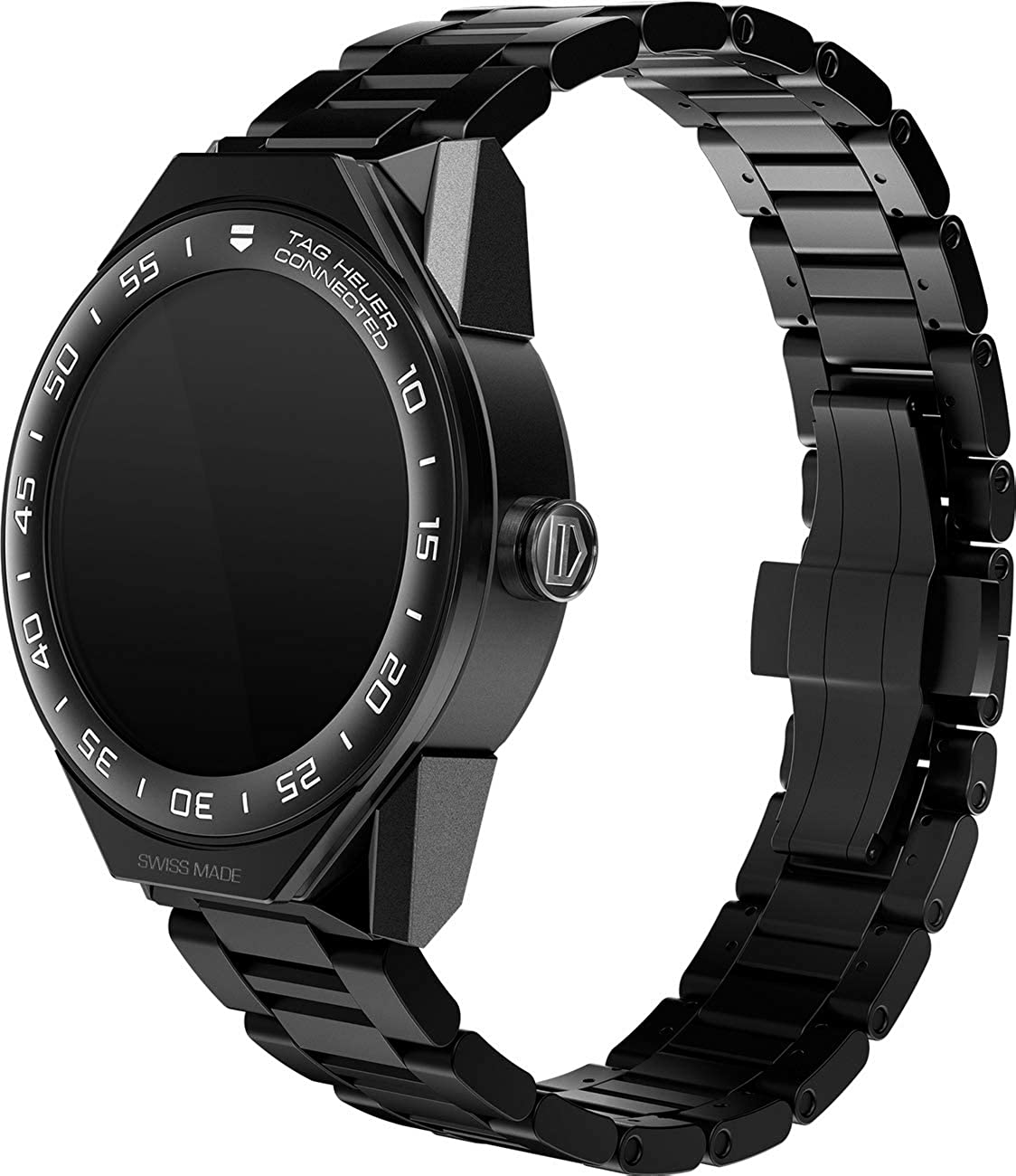 Amazon.com: TAG Heuer Connected Modular 45 Mens Smartwatch ...