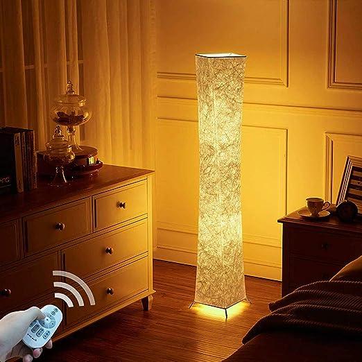 lvyuan Lampada da Terra Moderno LED Lampadina Inclusa per la ...