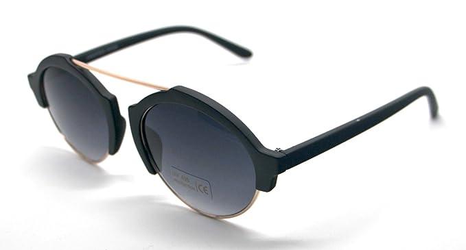 Gafas de Sol Hombre Mujer Espejo Lagofree W7009: Amazon.es ...