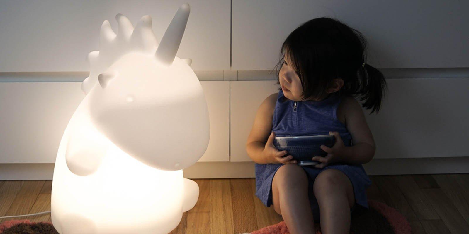 SMOKO Giant Unicorn Lamp