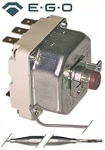 Seguridad Termostato EGO Tipo 55.31546.020 para fritura: Amazon.es: Grandes electrodomésticos