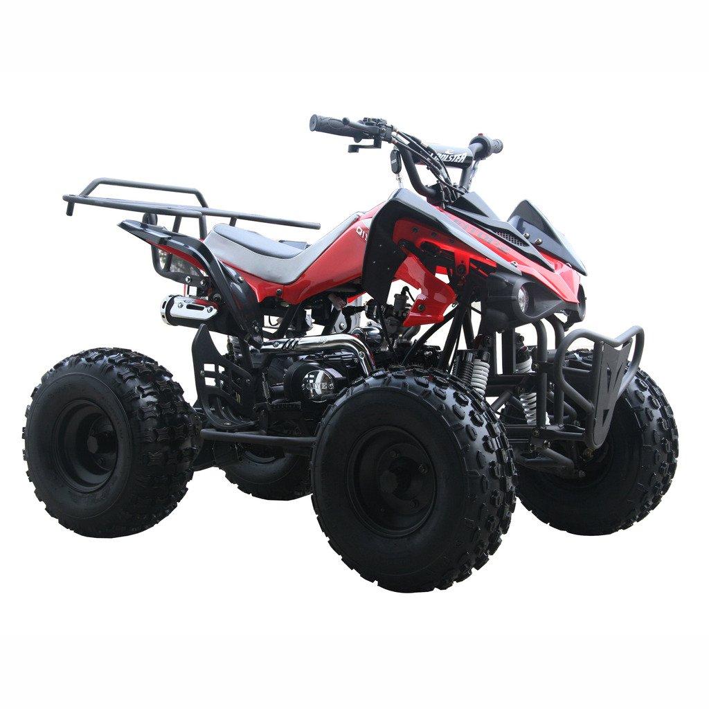 Amazon.com: Coolster 3125C 125CC/124CC Kids ATV Semi Auto with Reverse  4-stroke: Automotive