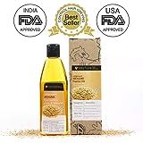 Soulflower Sesame Oil for Hair and Skin, 225ml