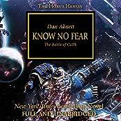Know No Fear: The Horus Heresy, Book 19 | Dan Abnett