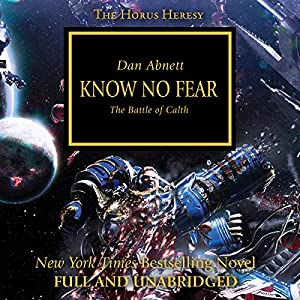 Know No Fear Audiobook