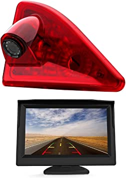 Hd 720p Rückfahrkamera Für Nissan Nv400 Elektronik