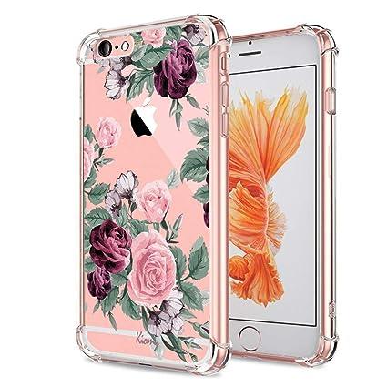 Amazon.com: Carcasa para iPhone 6 Plus 6S Plus, ultra ...