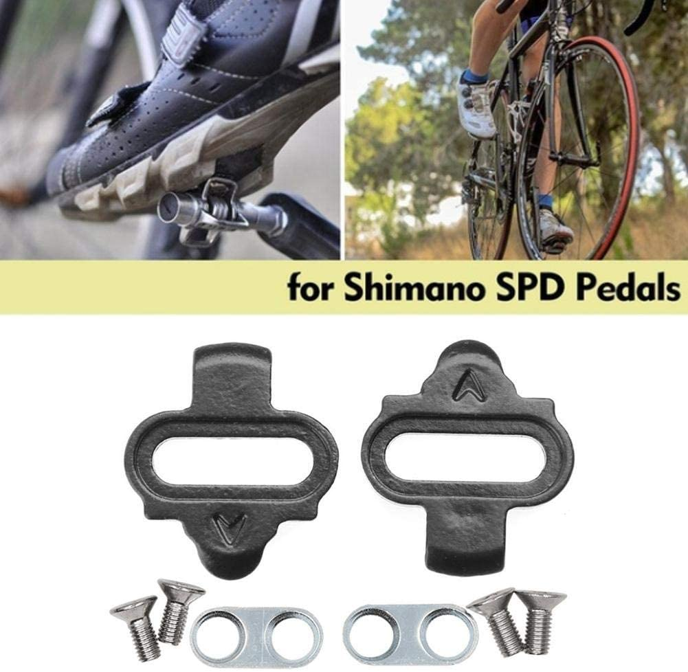 RockBros Bike Pedal Cleats Platform Covers for Shimano SPD LOOK KEO Lock Pedals