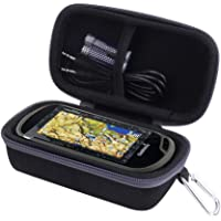 Hard Case for Fits Garmin Oregon 750T/700/600/600T/650T/750 Handheld GPS by Aenllosi