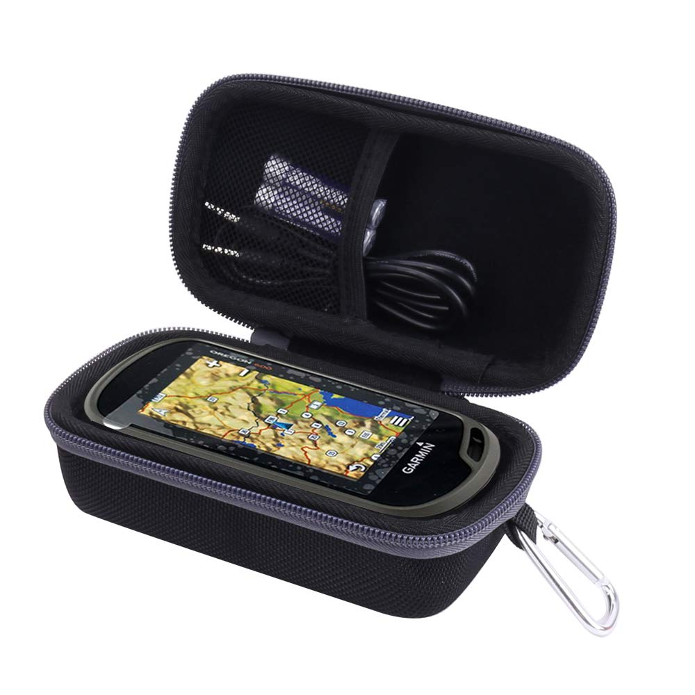 Hard Case for Fits Garmin Oregon 750T/700/600/600T/650T/750 Handheld GPS by Aenllosi by Aenllosi
