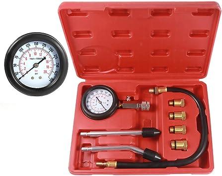 Automotive Quick Cylinder Compression Pressure Tester Auto Diagnostic Tools
