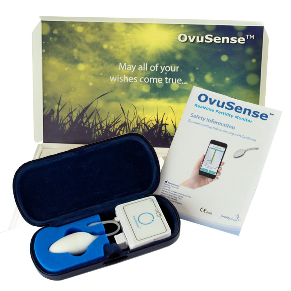 OvuSense™ Fertility Monitor - A True Medical Device When Timing is Critical