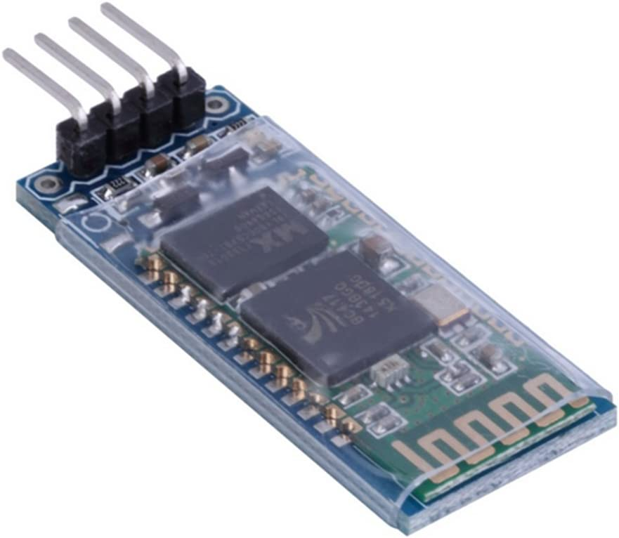 Wireless Serial 4 Pin BT RF Transceiver Module HC-06 RS232 With backplane L2KO