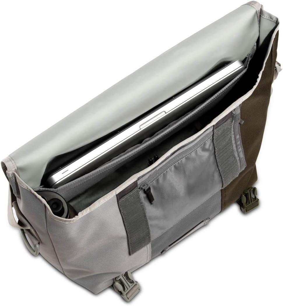 Timbuk2 Classic Tres Colores Messenger Bag Cinder.