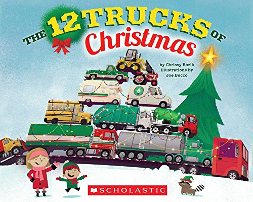 Download The 12 Trucks of Christmas pdf