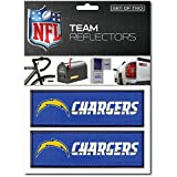 Team ProMark San Diego Chargers Reflectors - Set of 2