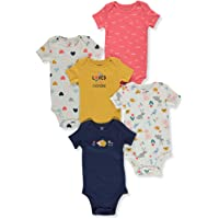 Carter's Baby Infant Loved by Everyone 5-Pack Bodysuits - Multi, 18 Months