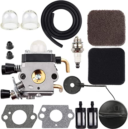 Air Fuel Filter Grommet Tune Up Kit Fit Stihl MM55 MM55C String Trimmer