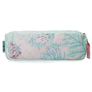 Amazon.com | Pepe Jeans Pencil Cases, Multicolour ...