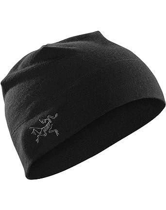 Amazon.com  ARC TERYX Rho LTW Beanie (Black)  Sports   Outdoors b652b2328666