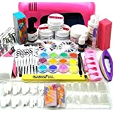 Coscelia Kit De Nail Art Manucure Set