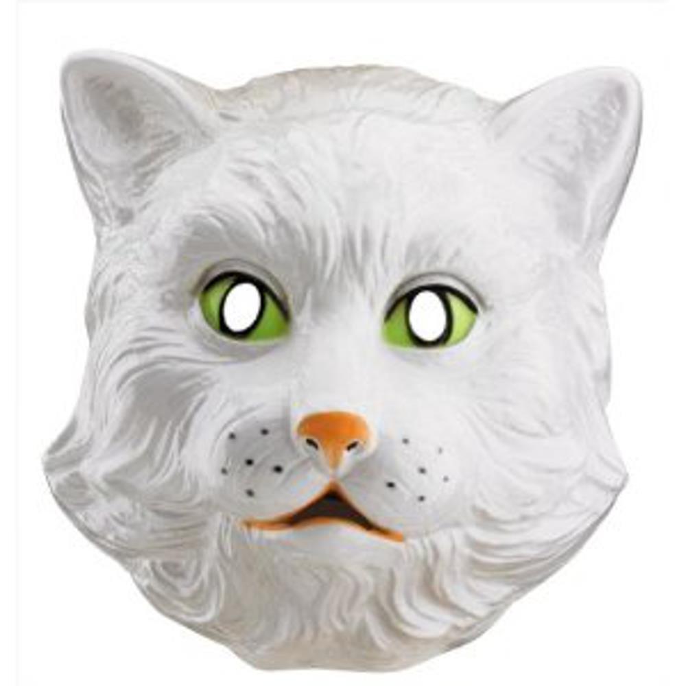 Forum Novelties Plastic Animal Cat Mask